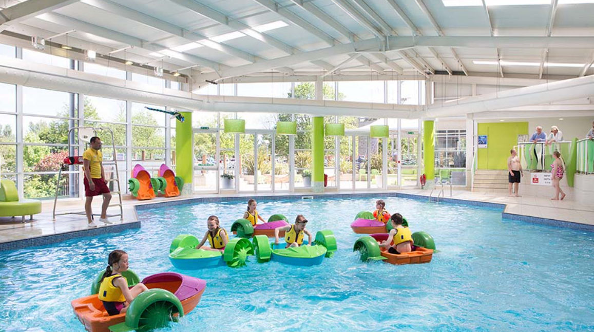 Haggerston castle holiday park northumberland haven for Castle gardens pool