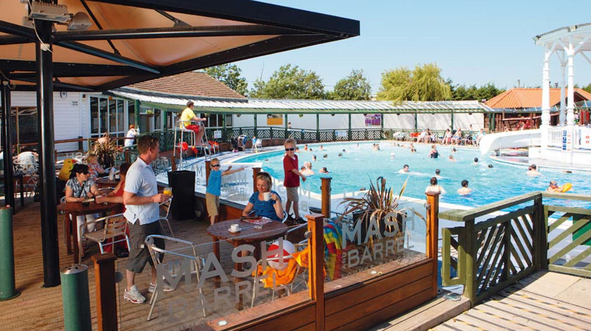 Orchards Holiday Park :: Haven Holidays