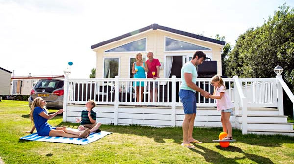 Broadlands Sands Holiday Park